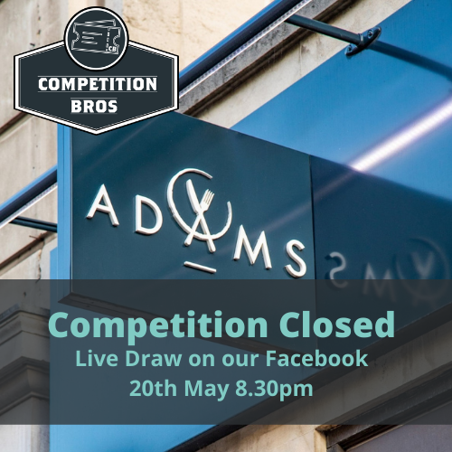 Adams Restaurant, Birmingham – Chef's Table Tasting Menu For Two